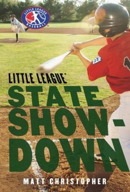 """""""Little League State Showdown"""" Hardcover Book by Matt Christopher View Product Image"""