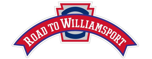 Road to Williamsport Rocker Patch View Product Image