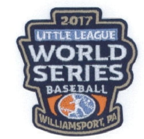 2017 World Series Patch View Product Image