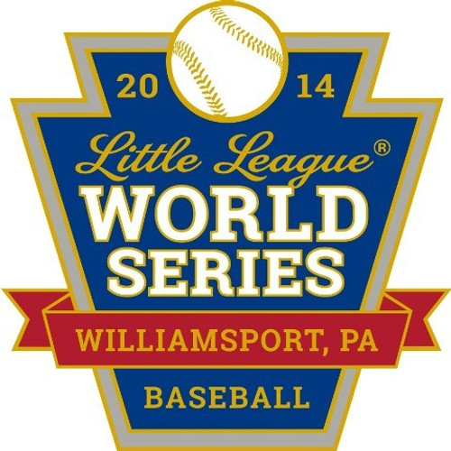 2014 World Series Patch View Product Image