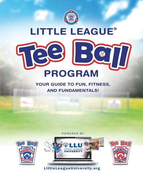 Tee Ball Training Manual View Product Image