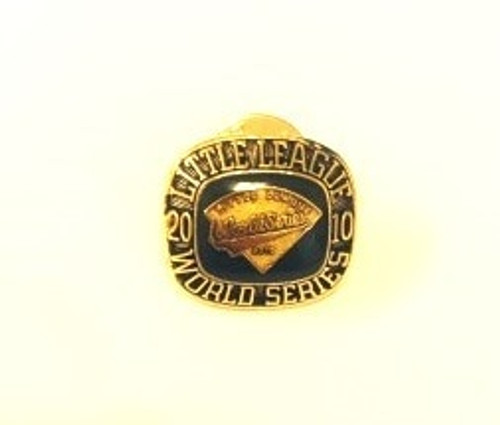 2010 World Series Commemorative Pin View Product Image