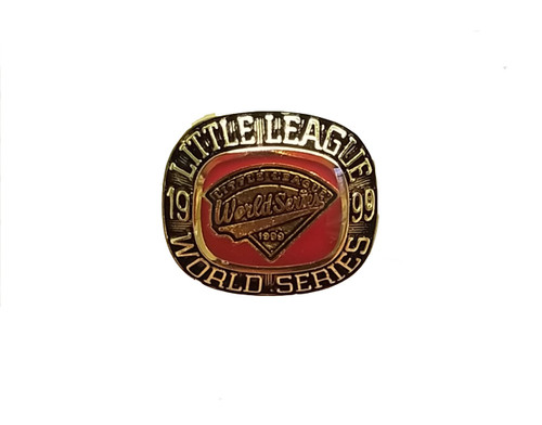 1999 World Series Commemorative Pin View Product Image