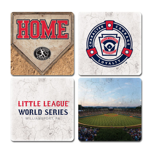 LL Drink Coasters 4 Pack View Product Image