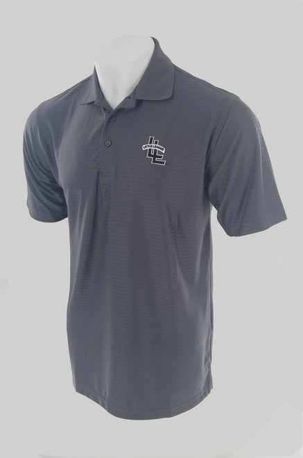 LL Charcoal Polo View Product Image