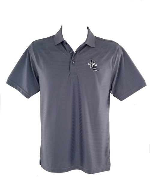 Little League Charcoal Polo View Product Image