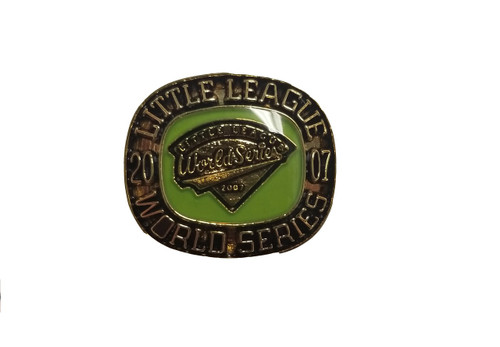 2007 WS Commemorative Pin View Product Image