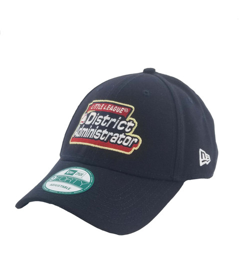 New Era District Administrator Cap View Product Image