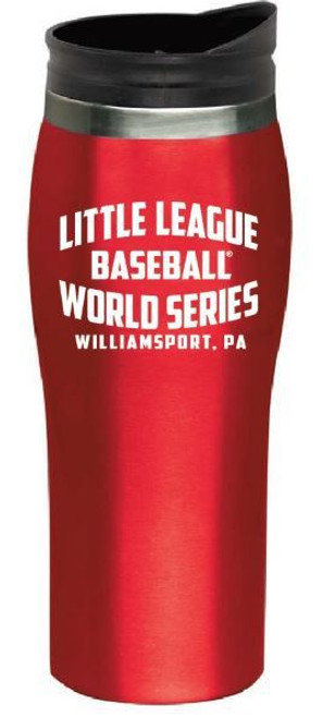 LLBB Red Madison Tumbler View Product Image