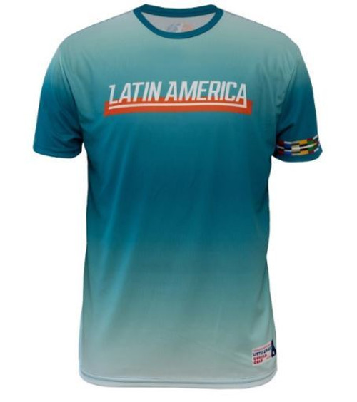 WS19 Latin America Sub Tee View Product Image
