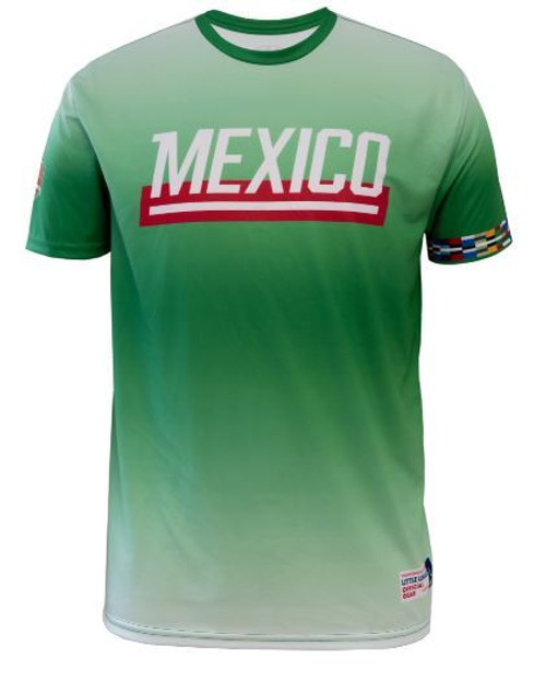 WS19 Mexico Sub Tee View Product Image