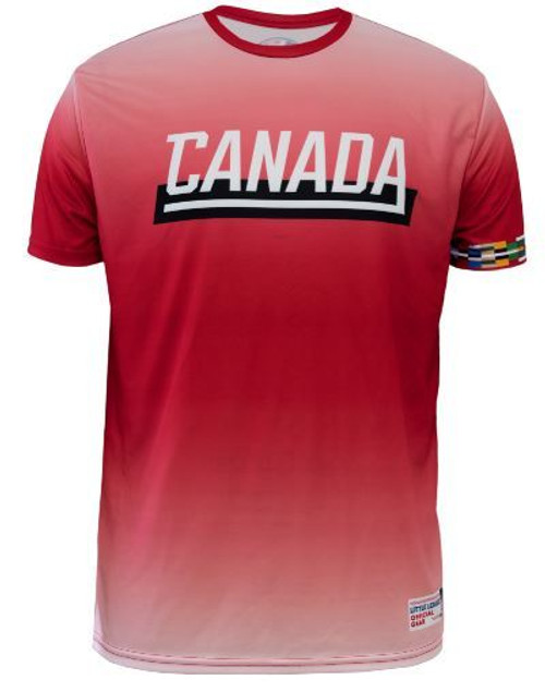 WS19 Canada Sub Tee View Product Image