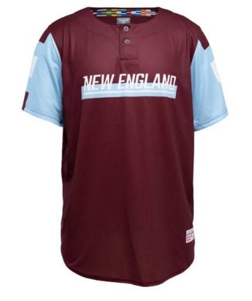 WS19 New England Jersey View Product Image