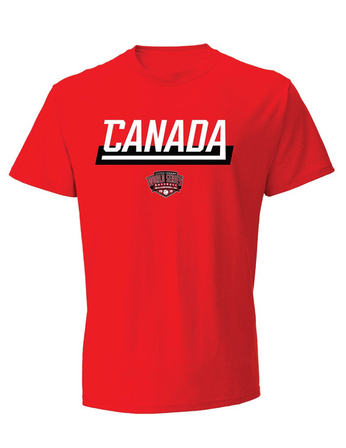 WS19 Canada Tee View Product Image