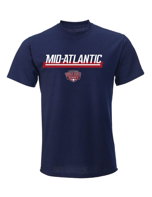 WS19 Mid-Atlantic Tee View Product Image