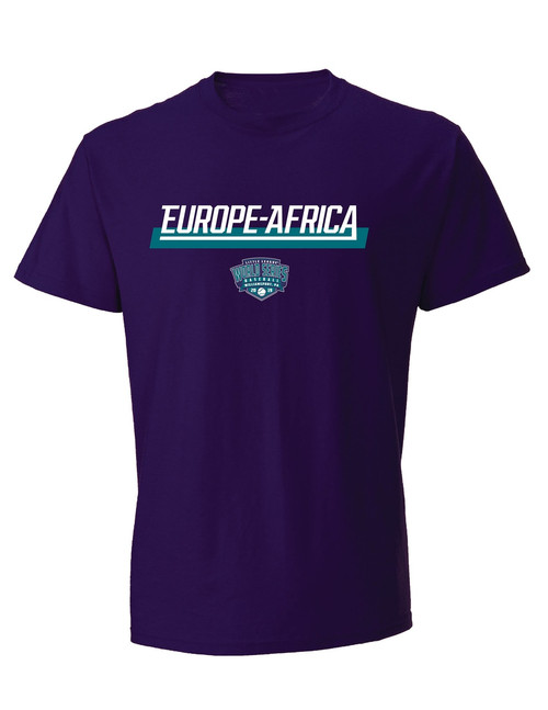 WS19 Europe-Africa Tee View Product Image