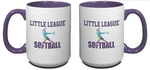 LL Softball Mug View Product Image