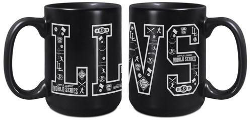 LLWS Matte Mug View Product Image