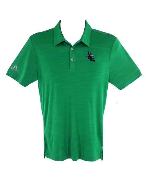 Adidas Men's LL Green Polo View Product Image
