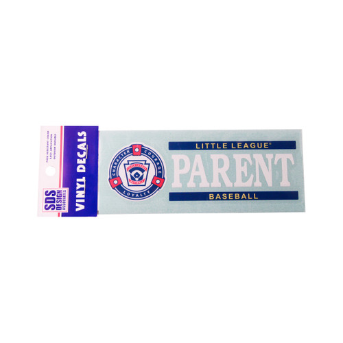 LLB Parent Decal View Product Image