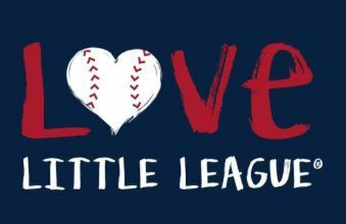 Love Little League Magnet View Product Image