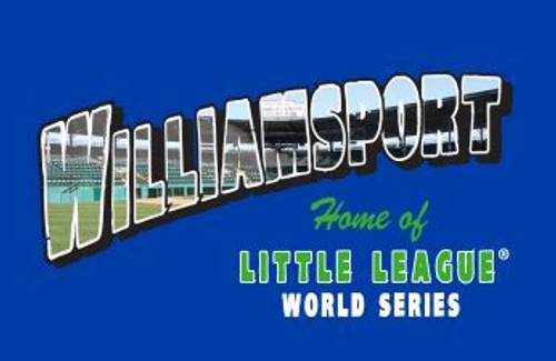 Home of Little League World Series Magnet View Product Image