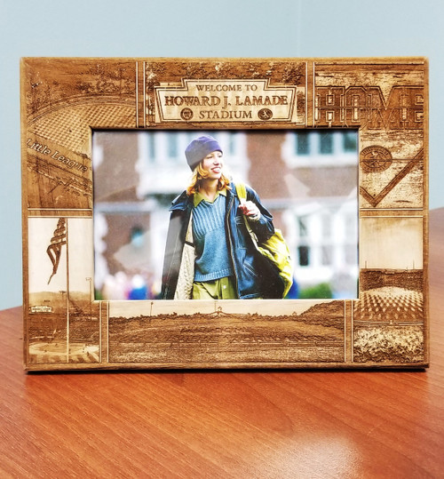 World Series Wood Collage Frame View Product Image