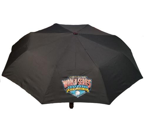 Series Sponsor Black Umbrella View Product Image
