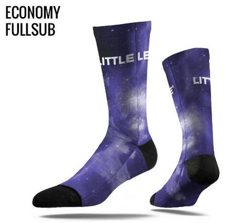 Lightning Crew Socks View Product Image