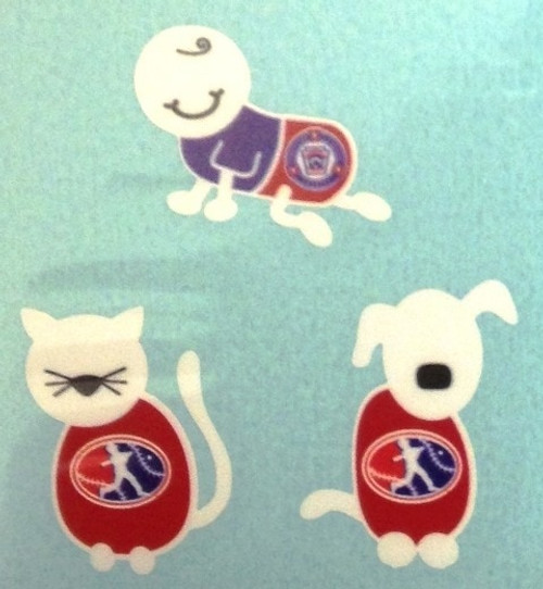 LL Animals/Baby Decal View Product Image