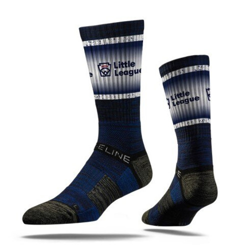 6-13 NAVY CHLK DUST CREW SOCK View Product Image