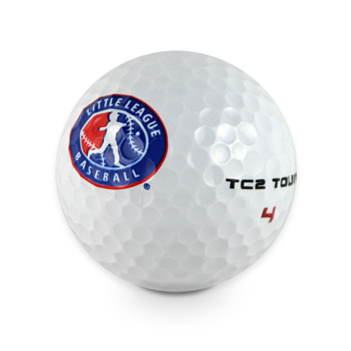 License Logo Golf Ball View Product Image