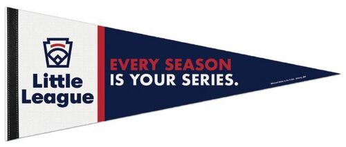 Little League Every Season Pennant View Product Image