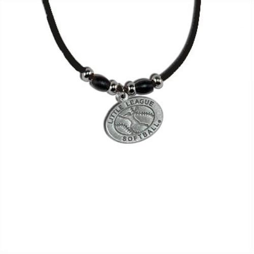 Softball Choker Necklace View Product Image