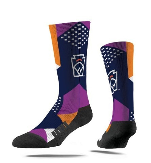 Little League GWG Emblem Crew Sock View Product Image