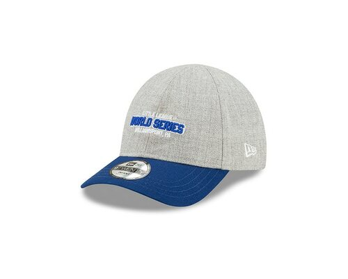 New Era Infant Heather Gray Cap View Product Image
