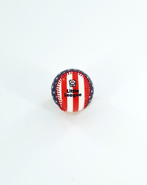 LL Keystone Logo RWB Baseball View Product Image