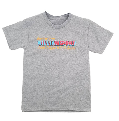 Youth Greetings From the World Series Tee View Product Image