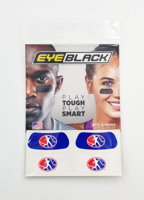 License Logo Eye Black View Product Image