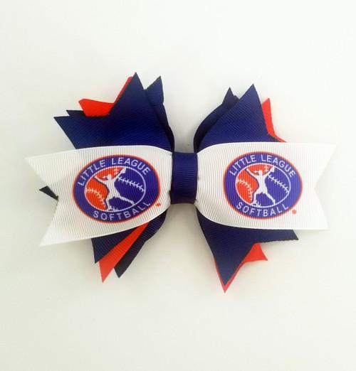 LLSB Spirit Hair Bow View Product Image