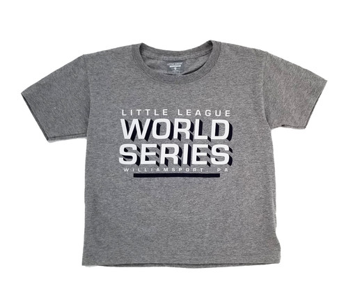 World Series Museum Shadow Youth Tee View Product Image