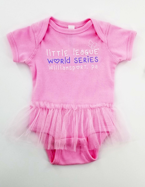 Infant Tutu World Series Onesie View Product Image