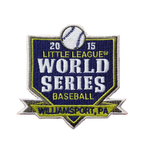 2015 World Series Patch View Product Image
