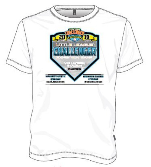 WS19 Challenger Exhibition Tee View Product Image