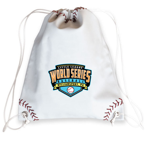 WSND19 Logo Drawstring Bag View Product Image