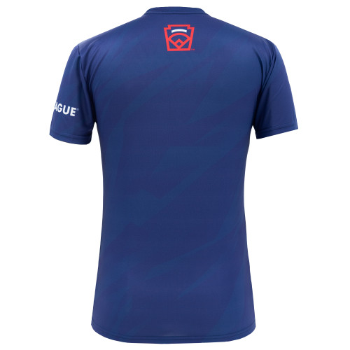 Little League Logo Sublimated Tee View Product Image