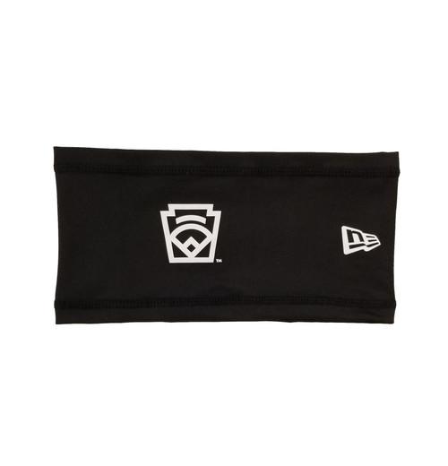 New Era Black Softball Headband View Product Image