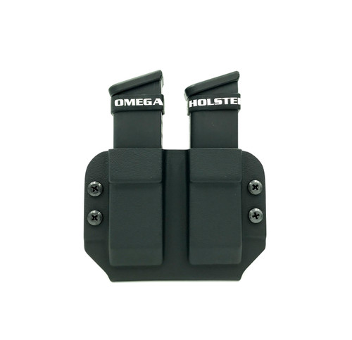 Dual  Pistol Magazine Carrier  with MRD