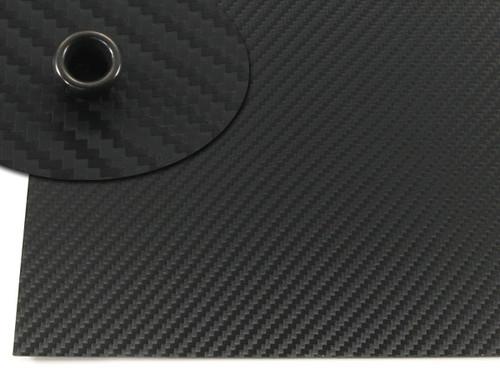 Black Carbon Fiber Texture + $5