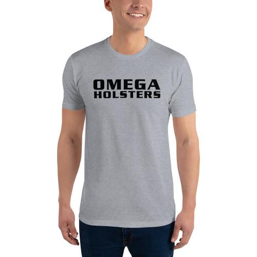 Men's Omega Holsters Short Sleeve Next Level T-shirt